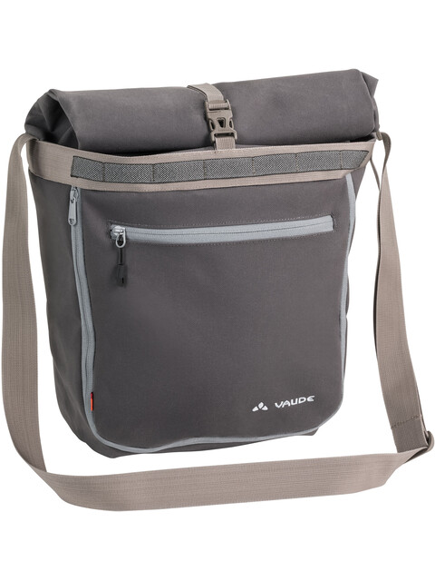 VAUDE ShopAir Back Bag phantom black